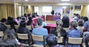 CONVERSATORIO GOBERNANZA TERRITORIAL Y MUJERES INDÍGENAS