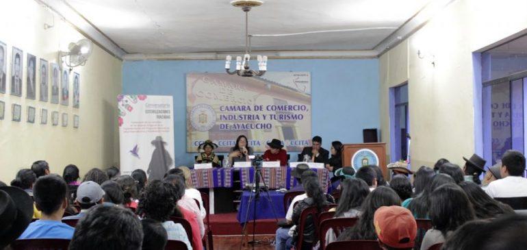 AYACUCHO: DIÁLOGOS SOBRE ESTERILIZACIONES FORZADAS