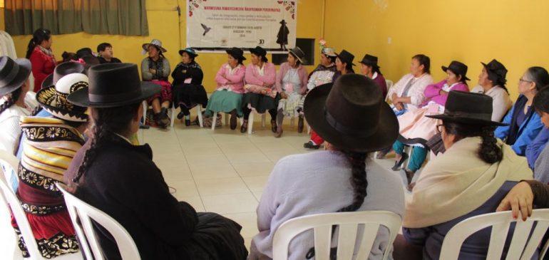#Video Encuentro con Mujeres Afectadas por Esterilizaciones Forzadas