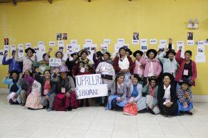 Mujeres de Ayacucho, Huancavelica y Cusco, víctimas de esterilizaciones forzadas, responden a los comentarios machistas del Cardenal Cipriani.