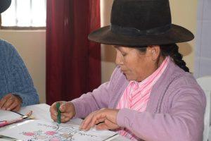Taller regional de Ayacucho