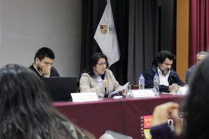 Presentación del Observatorio de Consulta Previa