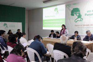 Presentación de Agenda del #FOSPA