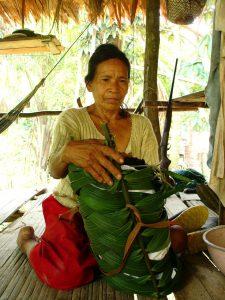Rosa Andrade Ocagane vivía en Nueva Esperanza y fue asesinada a sus 67 años.