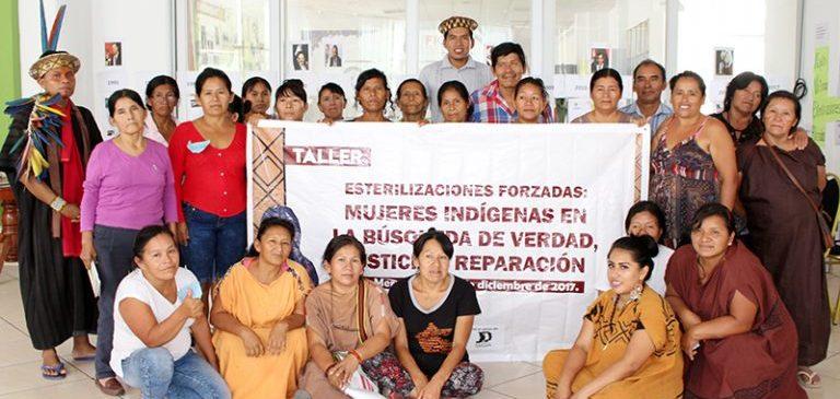 La Merced: Ashaninkas unen sus voces para exigir verdad, justicia y reparación para víctimas de esterilizaciones forzadas