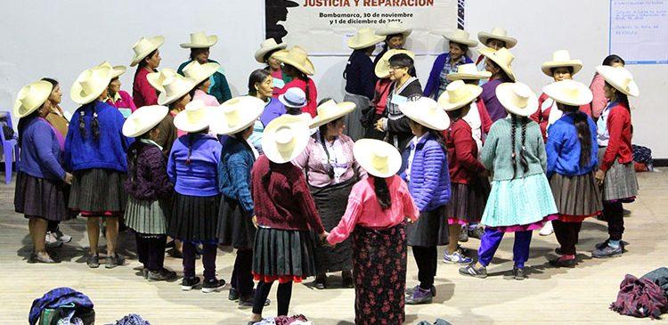Bambamarca: Mujeres afectadas por las esterilizaciones forzadas piden justicia