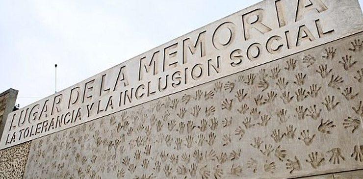 Condenamos nuevo ataque al Lugar de la Memoria
