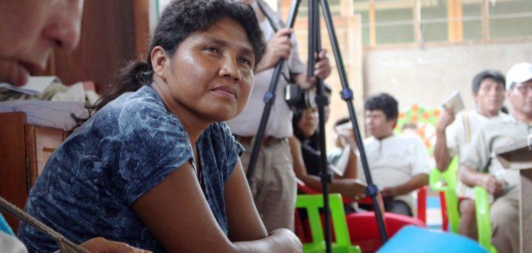 Suxone gisrokachine: comunidades nativas de Madre de Dios ahora son lideradas por mujeres