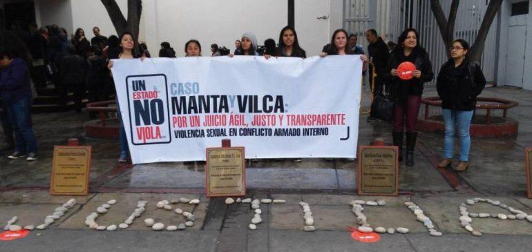 Pronunciamiento: Exigimos al PJ resuelva sobre la recusación contra Sala a cargo del juicio oral del Caso Manta y Vilca
