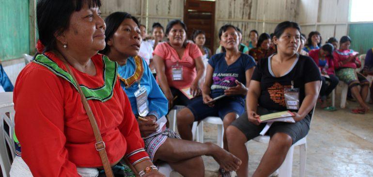 Yarinacocha: Líderes y lideresas participarán en capacitación