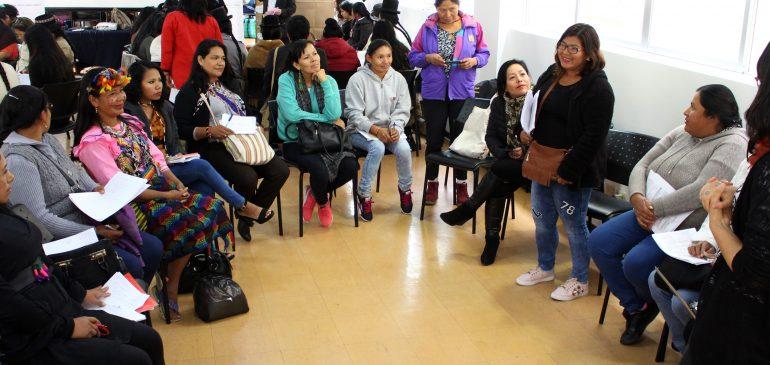 Pueblos indígenas aportamos a las NDC