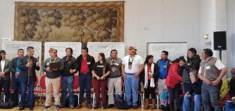 Alemania: Organizaciones indígenas se pronuncian a 10 años de REDD+