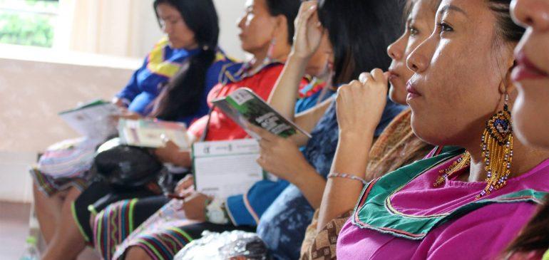 Mujeres indígenas amazónicas participamos en III Encuentro Nacional