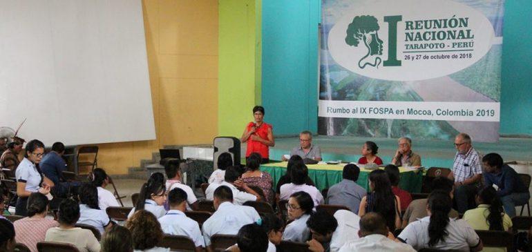 Declaración de Tarapoto – ¡Seguimos en la lucha!