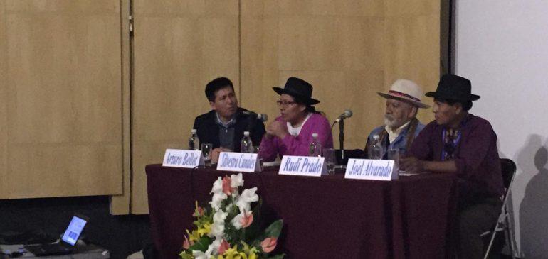 Bolivia: representantes indígenas del Perú participaron en encuentro binacional