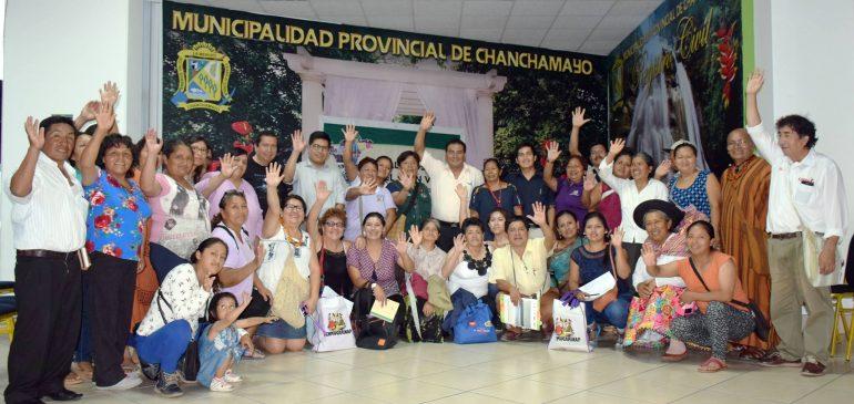 Junín: organizaciones indígenas presentaron propuestas y demandas a consejeros regionales
