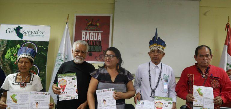 Propuestas de pueblos indígenas contribuirán a enfrentar cambio climático