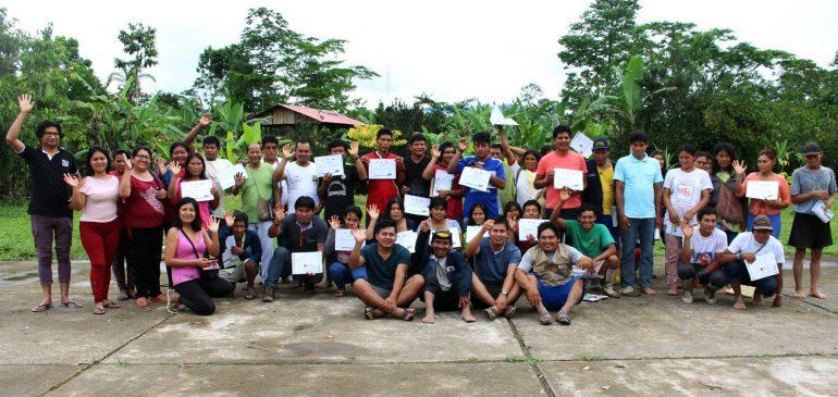 Palotoa Teparo: comunidades nativas en defensa de los bosques