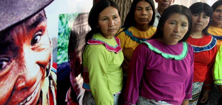 Congresistas fujimoristas boicotean derechos de pueblos indígenas