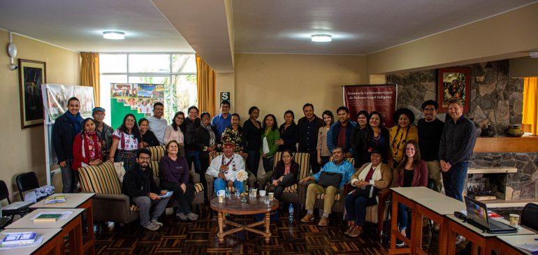 ONAMIAP demanda la restitución de la institucionalidad indígena en el Estado