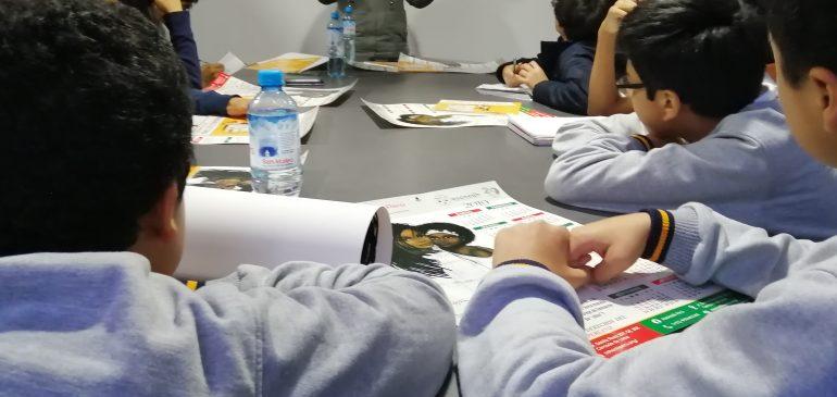 ONAMIAP dialoga con escolares sobre los desafíos de las mujeres y los pueblos indígenas