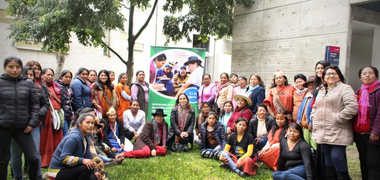 ONAMIAP realiza Taller con la CIDH en el Mes Internacional de los Pueblos Indígenas