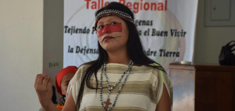 527 años de resistencia al extractivismo y el despojo territorial