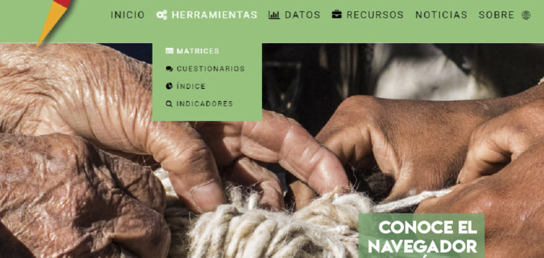 Navegador Indígena: Explora las relaciones entre los datos y nuestros derechos colectivos