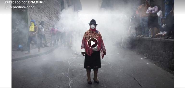 Video: Solidaridad con nuestras hermanas y hermanos de Ecuador