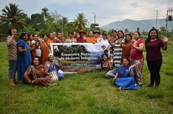 Video: Declaración del Encuentro Nacional de Mujeres Indígenas – Pre Fospa