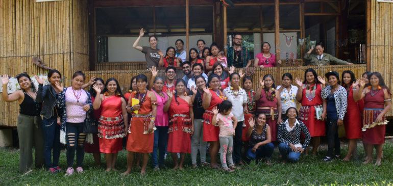 San Martín: mujeres indígenas por la defensa de sus bosques