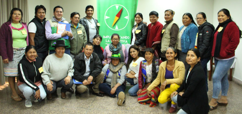 Lideresas y líderes indígenas conocen la herramienta del Navegador Indígena