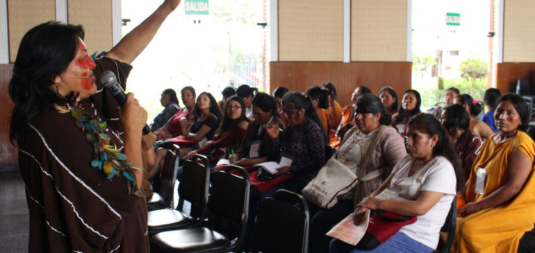 ONAMIAP exige el pleno ejercicio del derecho indígena a la participación política