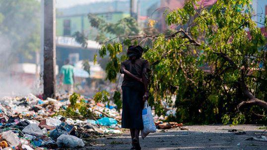 Solidaridad con Haití: Su grito es también nuestro