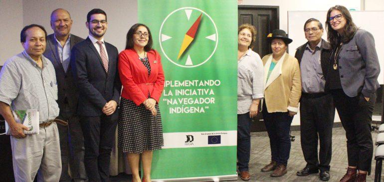 ONAMIAP y Perú Equidad presentamos balance sobre ODS y pueblos indígenas