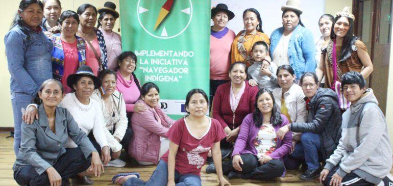 Culminamos nuestro taller las mujeres indígenas en la Agenda 2030 y los ODS