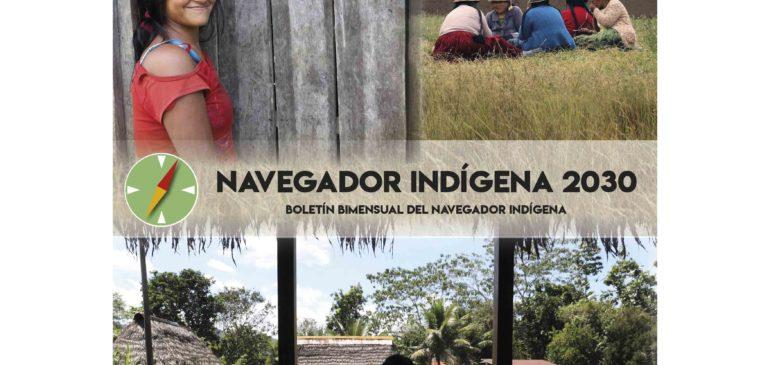 Boletín «Navegador Indígena» 2030 – N°1