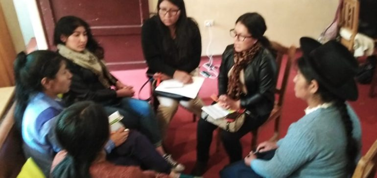 ONAMIAP promueve diálogo político intercultural entre mujeres indígenas y lideresas del Perú