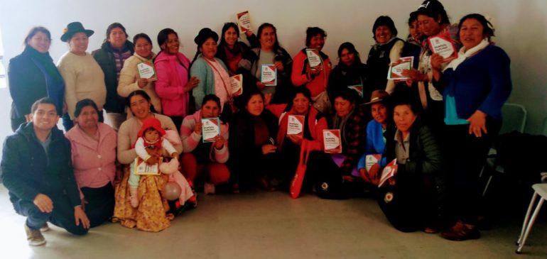 Inauguramos nuestra escuela itinerante en derechos indígenas