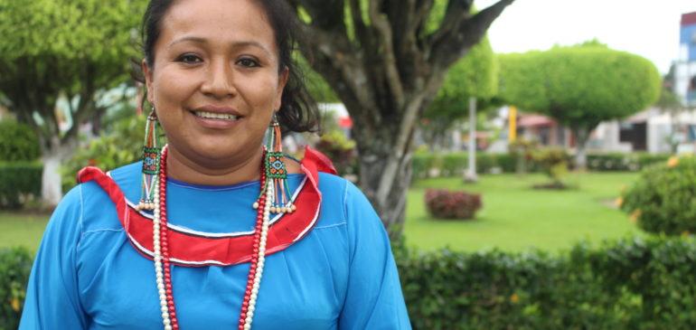 Somos mujeres indígenas en defensa de nuestros bosques y territorios
