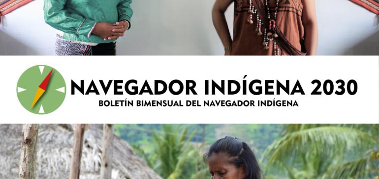 Boletín «Navegador Indígena» 2030 – N°3