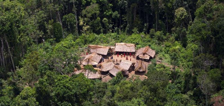 No más víctimas indígenas de la pandemia y la desigualdad estructural