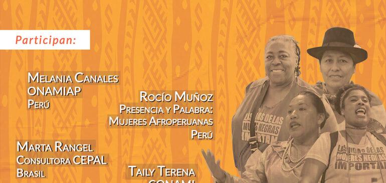 Mujeres indígenas y afroperuanas: Juntas en la lucha contra la discriminación y el racismo estructural