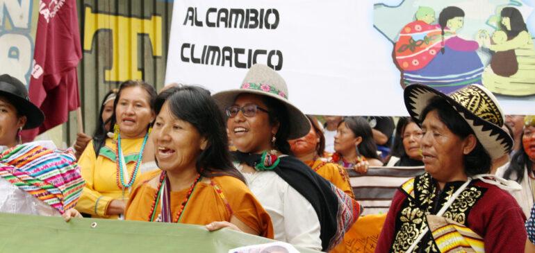 Urge que PCM apruebe resolución ministerial para creación de plataforma climática indígena