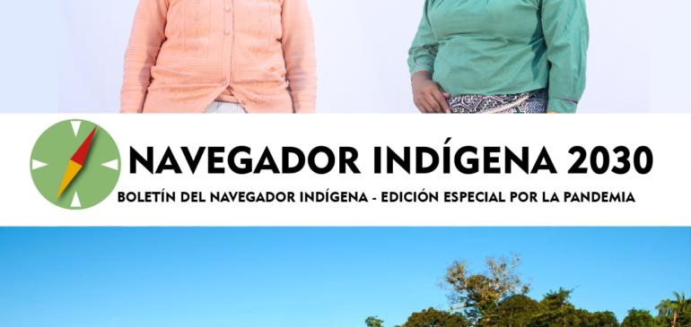 Boletín «Navegador Indígena» 2030 – N°4