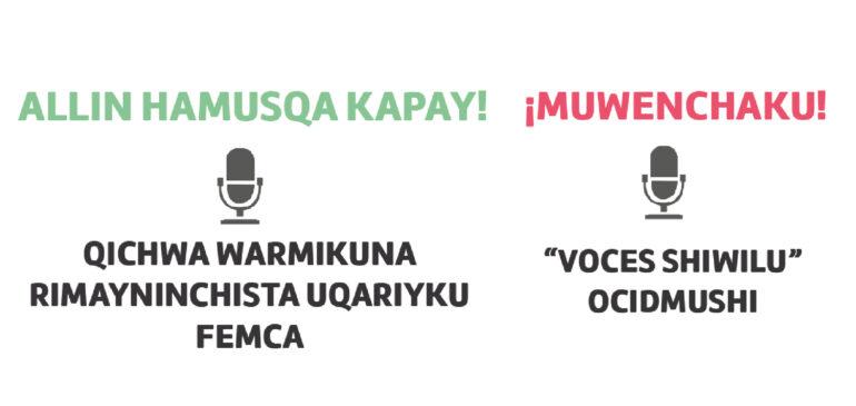 #RadioComunitaria: ¿Las mujeres y pueblos indígenas somos libres? ¿Realmente lo somos?
