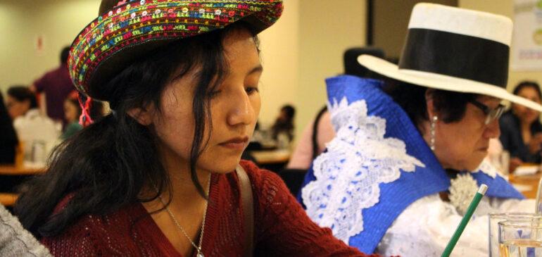 """Participantes de la Escuela """"Puntata Tapuway"""" reflexionan sobre  la libre determinación y el territorio integral"""