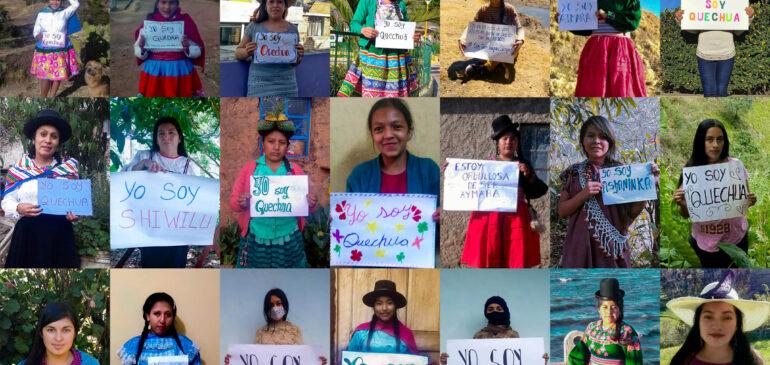 Jóvenes de ONAMIAP reafirman su autoidentificación indígena