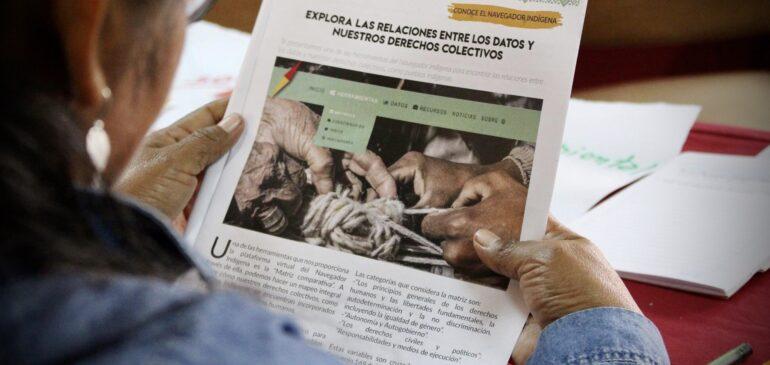Mujeres indígenas y nuevas propuestas de cara al bicentenario.