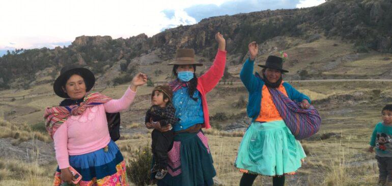 La sabiduría ancestral de las mujeres indígenas frente a la pandemia de COVID-19